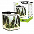Аквариум Aquael FISH&SHRIMP SET DUO 49 л, чёрный